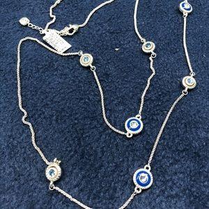 New Brighton Halo Eclipse necklace